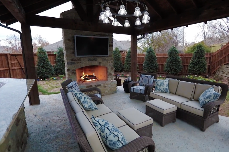 Fire Pits Outdoor Fireplaces Professional Landscaping Services Nelson Landscaping